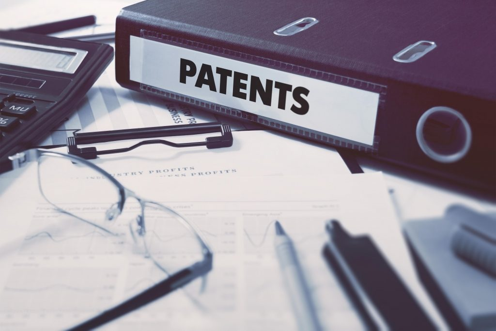 Percentage and number of patents that are filed and approved each year