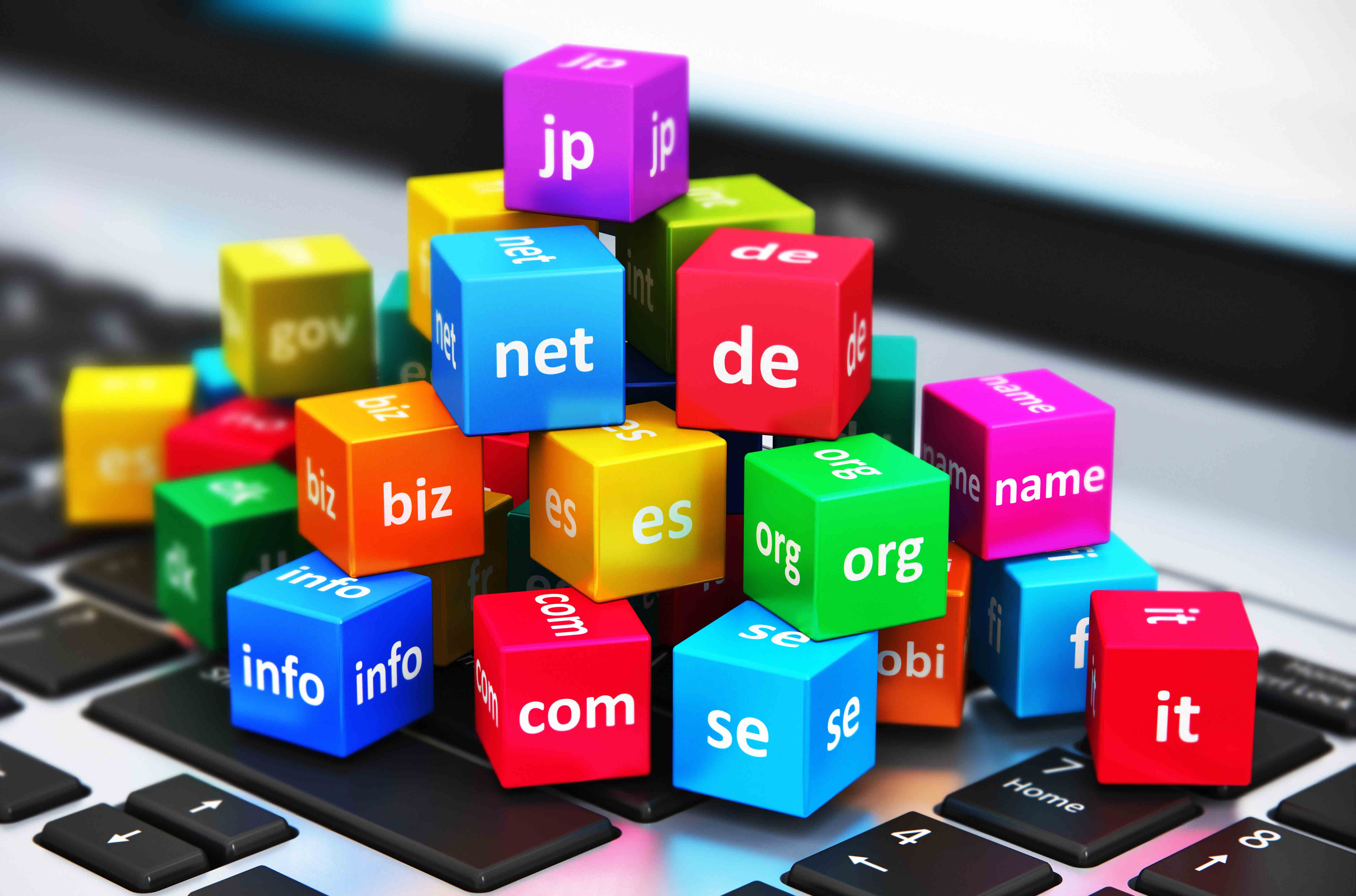 can a domain name be patented?