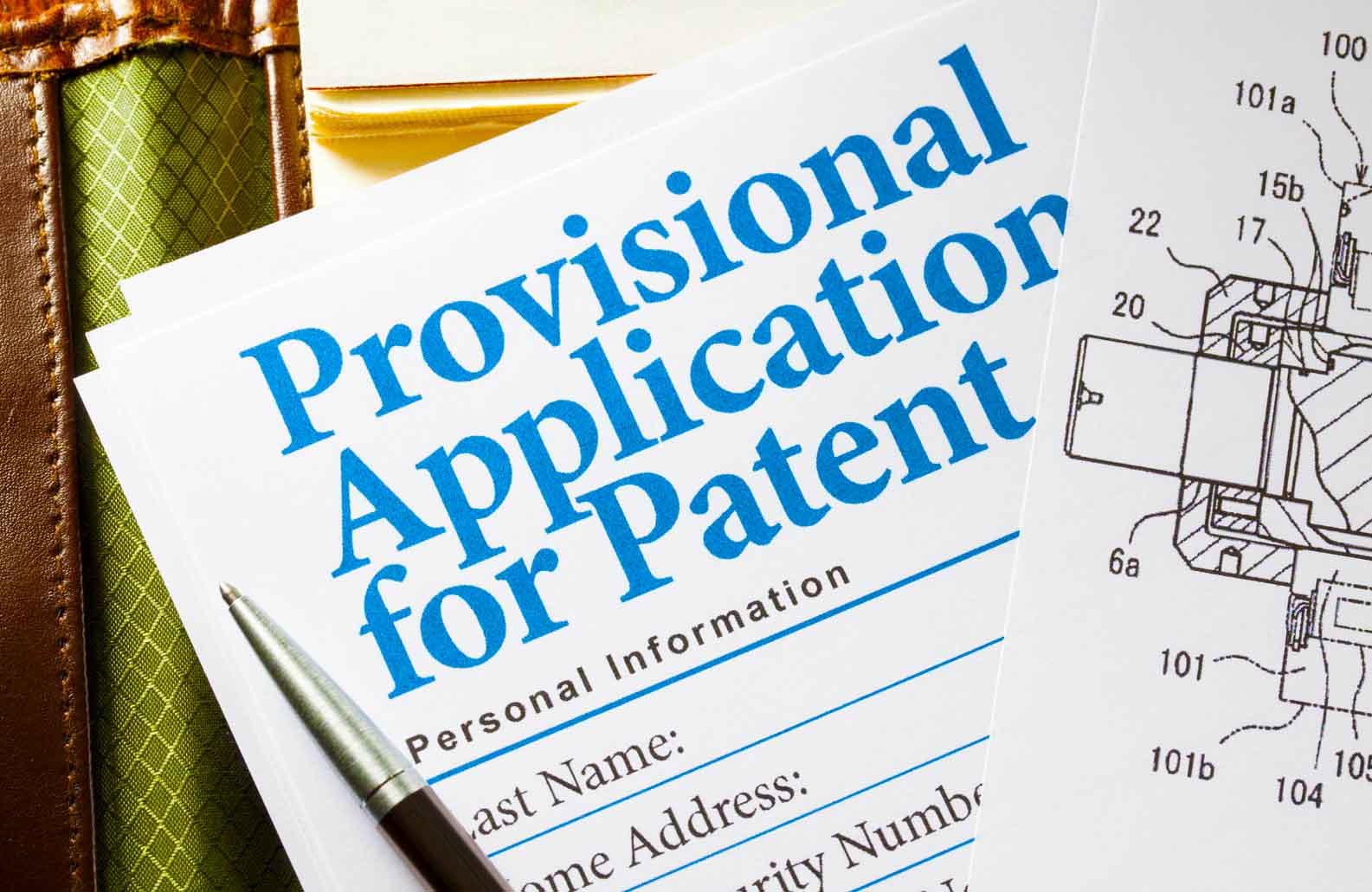 can a provisional patent application be amended?