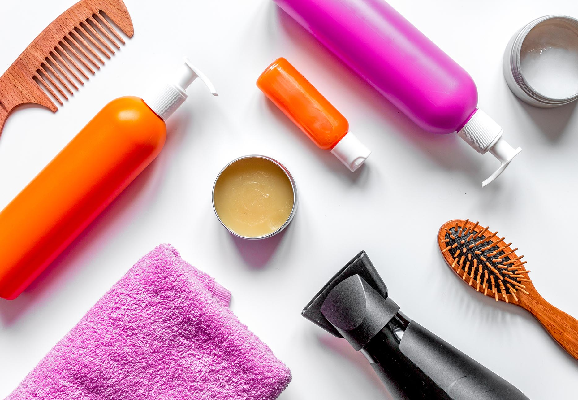 Can you patent a hair product?