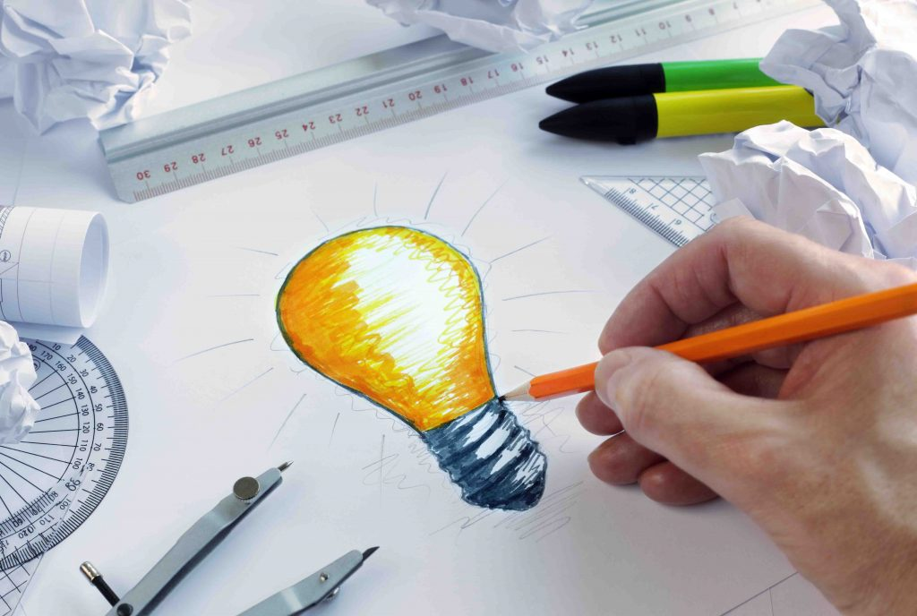 can you patent an idea for a product?