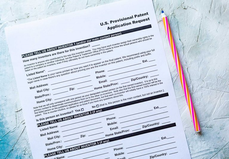 How to Get a Provisional Patent?