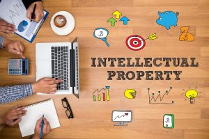 What are patents and trademarks?