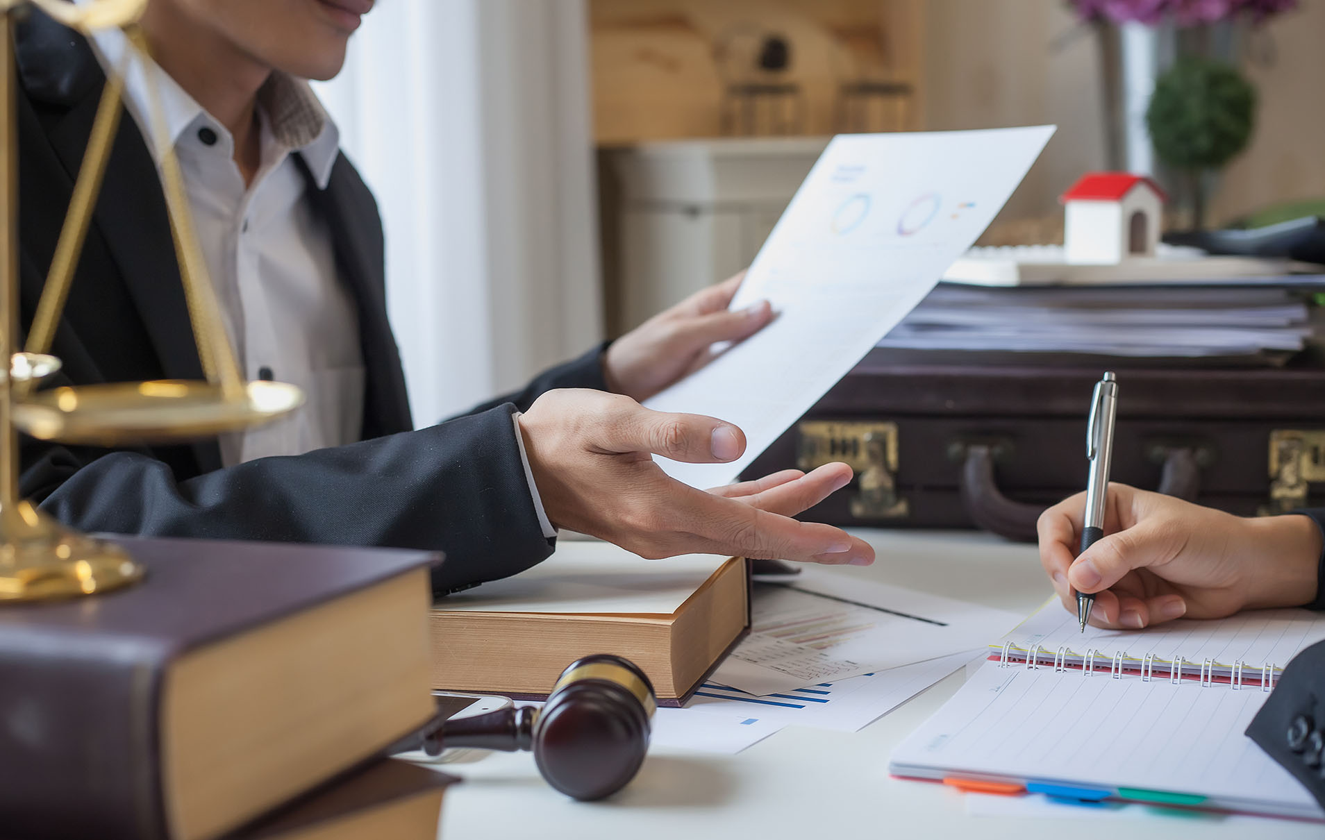 What is a patent examiner?