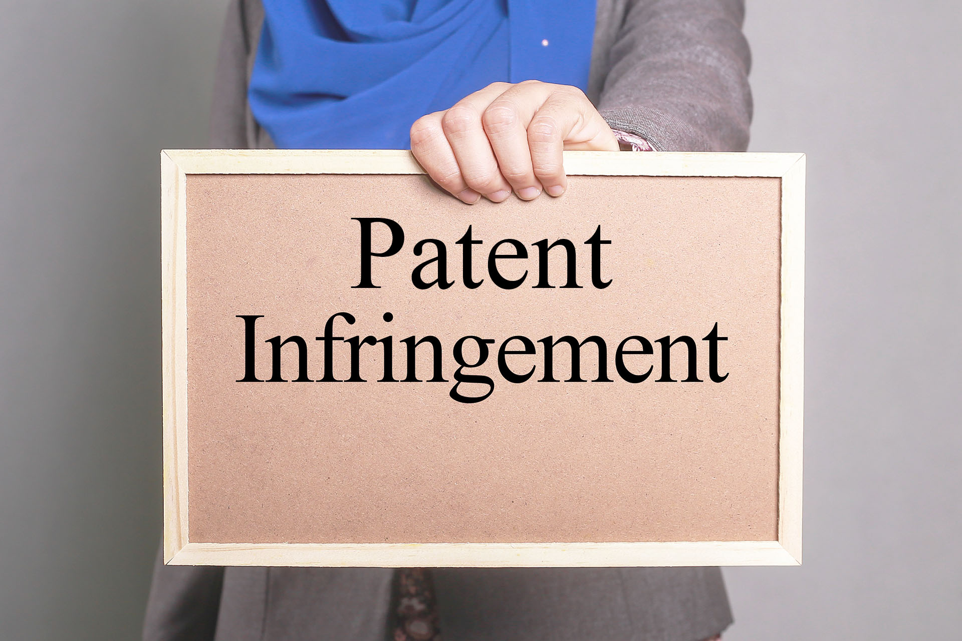 What is patent infringement?