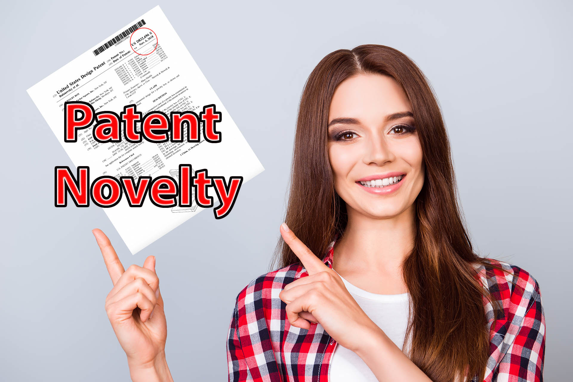 What is patent novelty?