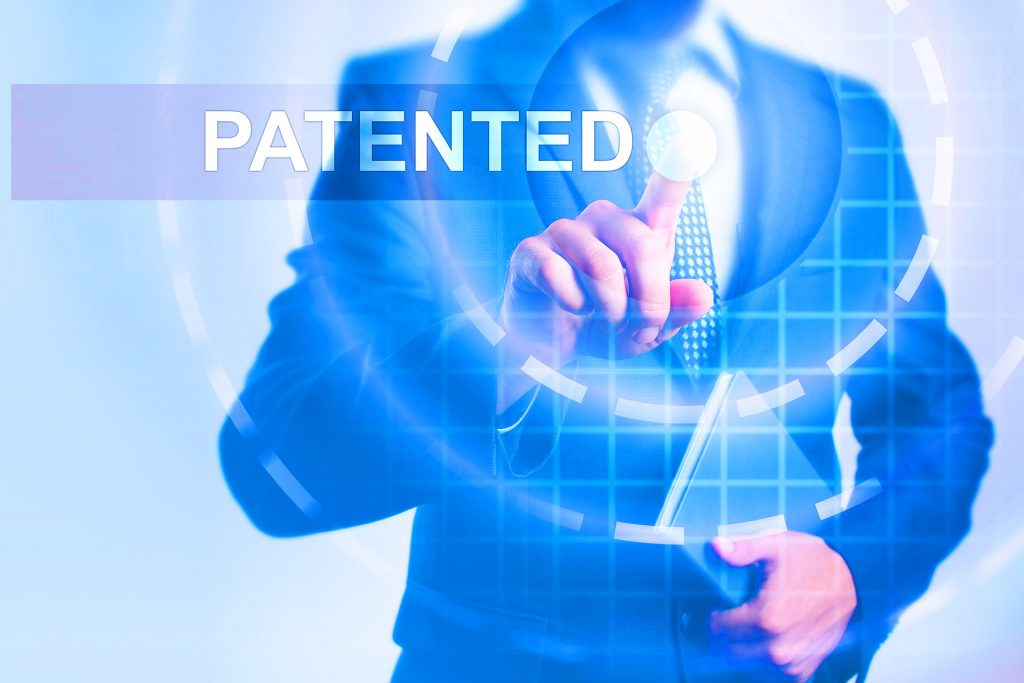 how to patent something